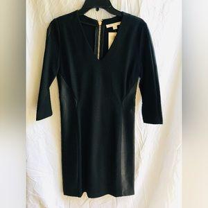 Boston Proper Formal Black Dress